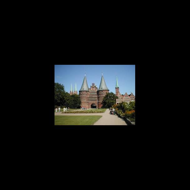 Studietur for 1.g til UNESCO-Altstadt i Hansestadt Lübeck
