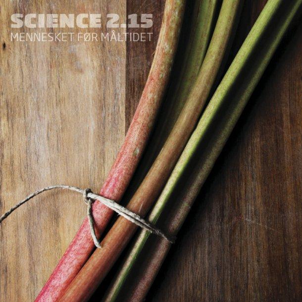 Science 2.15 - mennesket før måltidet
